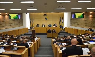 Okončana peta i počela osma sjednica Doma naroda PFBIH