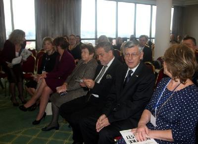 Na konferenciji, uz stručnjake iz regije, sudjelovali predsjednik Sabora Željko Reiner i gradonačelnik Zagreba Milan Bandić