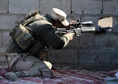 Napadima na različitim područjima iračke prijestolnice