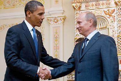 Putin i Obama: Stvoriti zajednički front protiv terorizma