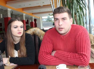 Alen Muhić: Supruga Dženana velika mu je podrška