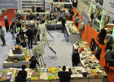 Na sajmu bilo 100 štandova sa više od  200 izdavača