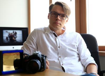 Ponomarev ove godine osvojio je Pulitzerovu nagradu