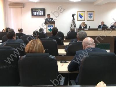 Skupština USK na vanrednoj sjednici imenovala nove ministre u Vladi