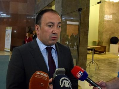 Ministar vanjskih poslova BiH Igor Crnadak