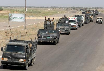 Iračke snage provode opsežnu operaciju oslobađanja Faludže