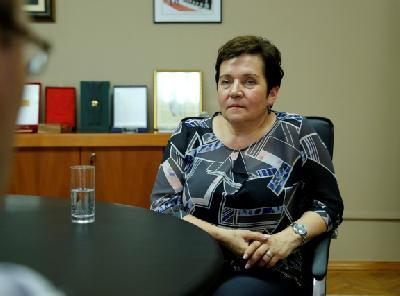 Ministrica odbrane Bosne i Hercegovine Marina Pendeš
