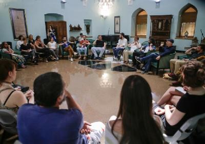 Među studentima sa IUS-a mladi ljudi iz gotovo cijelog svijeta