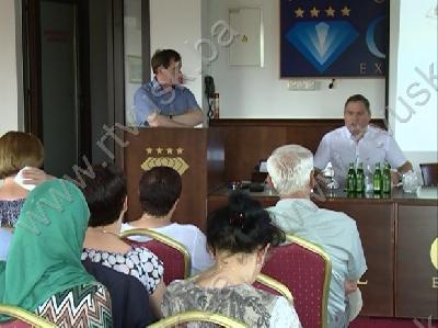 Gost predavač bio prof.dr. Miodrag Simović, sudija Ustavnog suda BiH