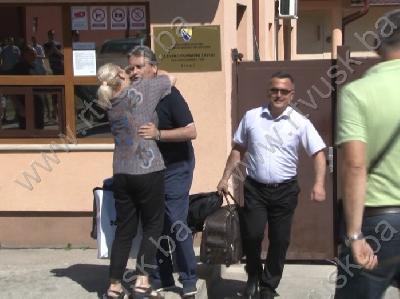 Galijašević i njegov savjetnik pušteni iz pritvora