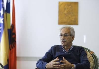 Muharrem Zejnullahu, počasni generalni konzul Albanije u Bosni i Hercegovini