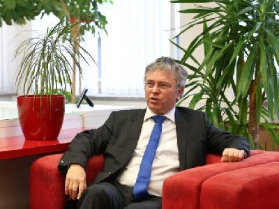 Iztok Grmek, ambasador Republike Slovenije u Bosni i Hercegovini
