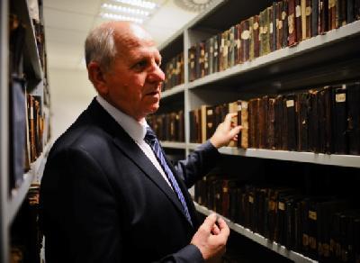 Najstariji rukopis u biblioteci Encikopedija islama Ebu Hamida Muhameda el-Gazalija