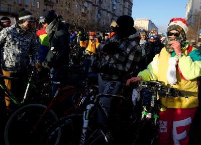 Oko 5.000 učesnika prve ovogodišnje biciklističke utrke