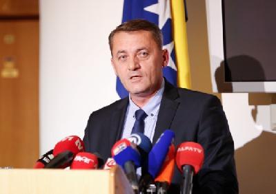 Eldar Karić, direktor Antikorupcijska mreža organizacija civilnog društva u BiH