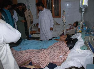 Desetine ranjenih u bolnicama