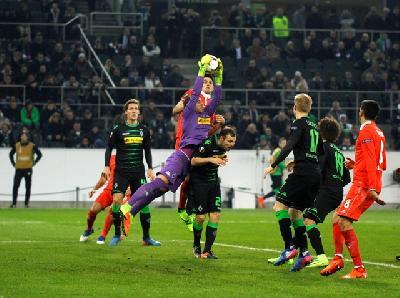 Borussia Mönchengladbach - Fiorentina 0:1