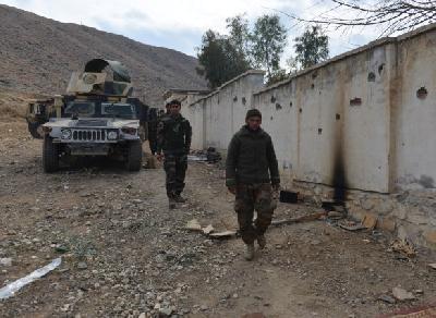 Militanti ISIS-a izveli napad na vojnu stanicu