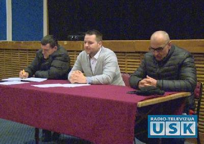 Sjednica Skupštine Nogometnog kluba Jedinstvo