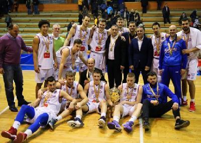 Košarkaši Igokee iz Aleksandrovca