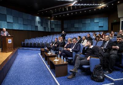 Celik novinarima iz BiH i Srbije predstavio rad Agencije