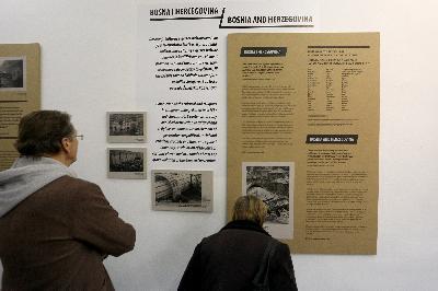 HRVATSKA: OTVORENA IZLOŽBA