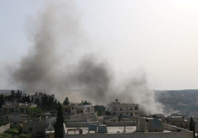 Napadi izvedeni na području koje je pod kontrolom opozicije