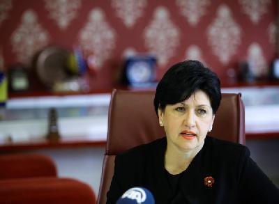 Ministrica za ljudska prava Bosne i Hercegovine Semiha Borovac