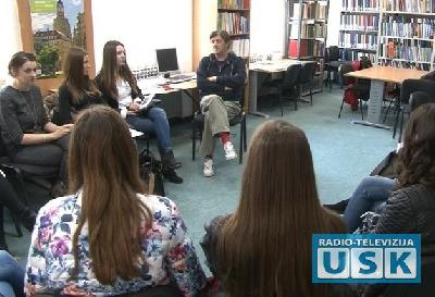 Književni sat organizirala Književna sekcija Pedagoškog fakulteta u Bihaću