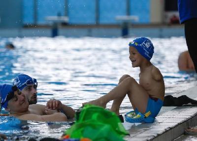 Ismail dva puta sedmično dolazi u Sarajevo na trening