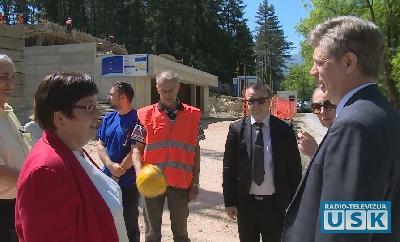 Šef Delegacije EU u BiH posjetio Bihać