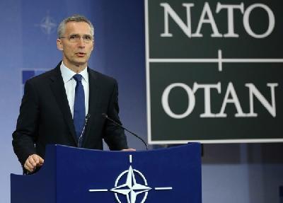 Generalni sekretar Sjevernoatlantskog saveza (NATO) Jens Stoltenberg