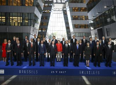 NATO punopravni član međunarodne koalicije