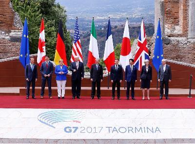 Lideri G7 će govoriti o vanjskoj politici i sigurnosnim problemima