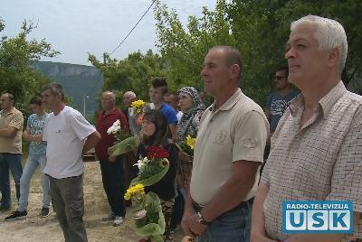 Mještani se prisjetili Mustafe Demirovića, prve žrtve 1992.