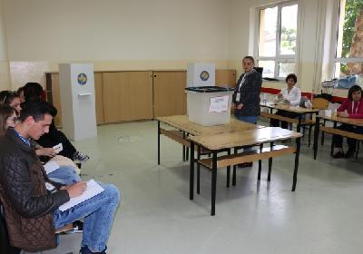 Prijevremni parlamentarni izbori na Kosovu