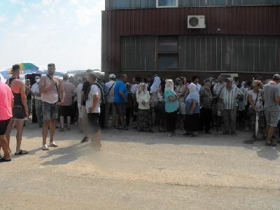 U logoru bilo zatočeno oko 6.000 civila