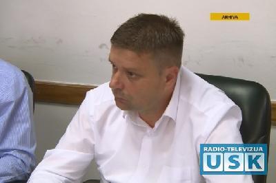 Ministar za boračka pitanja Dževad Malkoč