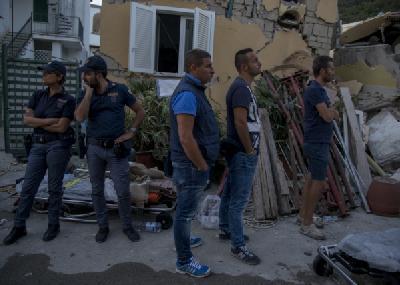 Najmanje dvije osobe poginule u zemljotresu