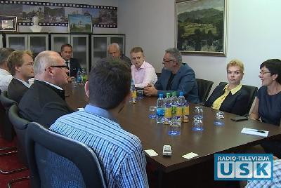 PREMIJER PRIMIO UČESNIKE STUDENTSKE KONFERENCIJE