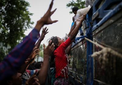 U Bangladeš do sada prešlo više od 300.000 arakanskih muslimana