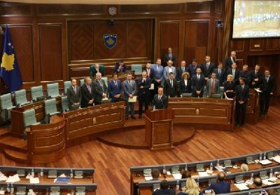 Kosovo dobilo novu Vladu