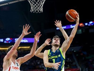 Slovenija u finalu Eurobasketa