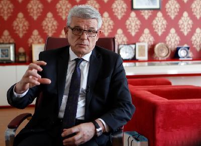 Šefik Džaferović, zamjenik predsjedavajuće PD PSBiH i potpredsjednik SDA