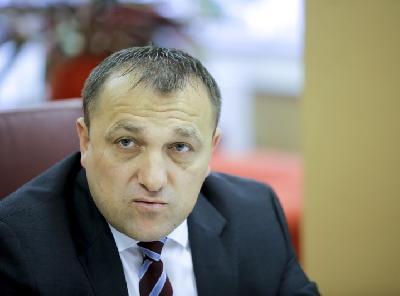 Šemsudin Dedić, ministar poljoprivrede, vodoprivrede i šumarstva Federacije BiH