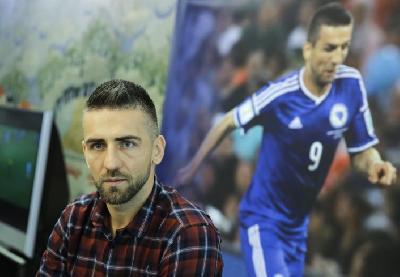Ibišević potvrdio da se oprašta od dresa sa državnim grbom