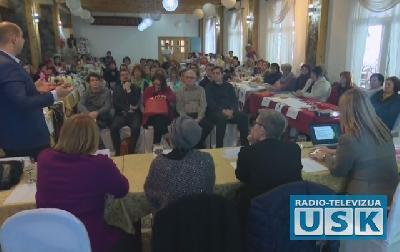 Sajam održan u organizaciji Misije OSCE-a i Koalicije Most ljubavi