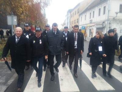 Delegacije razgovarale o daljem povezivanju Srebrenice i Vukovara