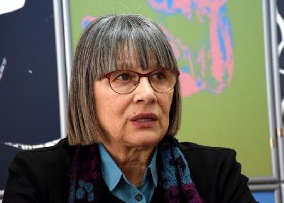 Nataša Kandić, regionalna koordinatorica koalicije REKOM