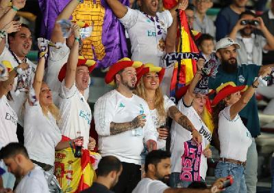 Real Madrid u finalu, navijači zadovoljni